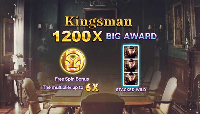 kingsman slot thumb