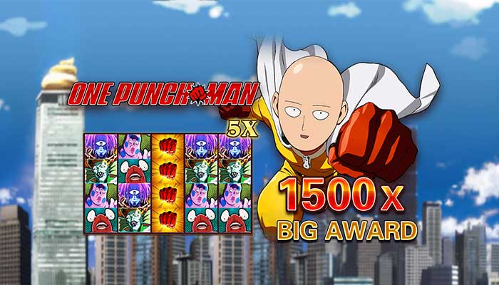one punch man thumb
